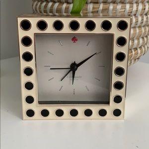 Kate Spade Clock